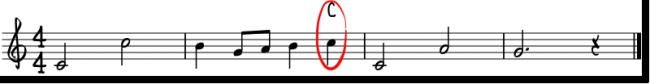 Melodi-m-landingstonen-harmonisert