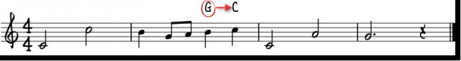melodi-m-ledeakkord