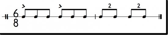 åttedelsduoler