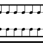underdelinger - 12 åttedeler