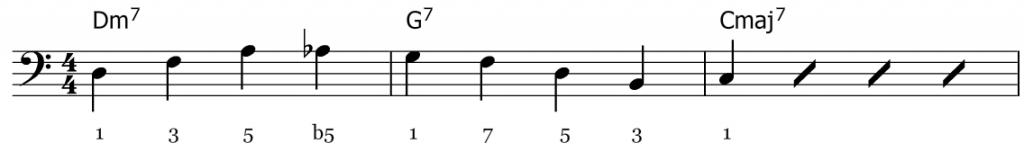 noteeksempel 5